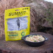 Summit To Eat Salmon and Broccoli Pasta