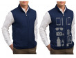 Scottevest RFID Travel Vest Men's