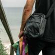 Taška přes rameno Lifeventure RFiD Shoulder bag