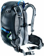 Batoh Deuter Trans Alpine 30 black/graphite