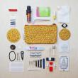 Kousky světa Women's Survival Kit