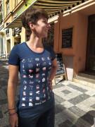 Icebreaker Travel T-shirt Women's Travel Bible SS