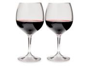 Sklenice na červené víno skládací GSI Nesting Red Wine Glass Set