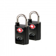 TSA Lifeventure TSA Mini Padlocks 2 pcs
