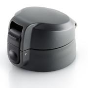 GSI MicroLite 500 Flip Lid black