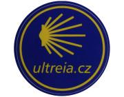 Ultreia.cz Camino de Santiago Sticker