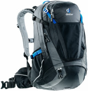Batoh Deuter Trans Alpine 30 black/graphite, 1260 g