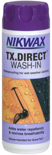 Waterproofing Nikwax TX.DIRECT Wash-in