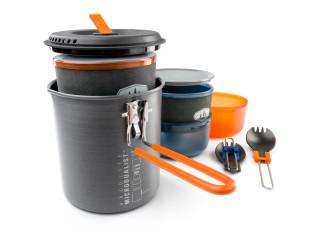 Sada nádobí GSI Halulite Microdualist II