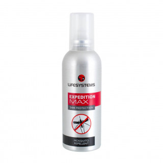 Lifesystems Expedition Max Deet Mosquito Repellent