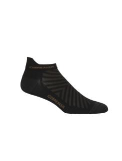 Ponožky Icebreaker Pánské Run+ Micro Ultralight Cushion