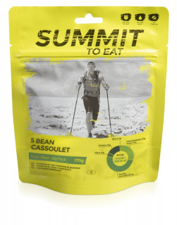 Summit To Eat Fazolový kotlík