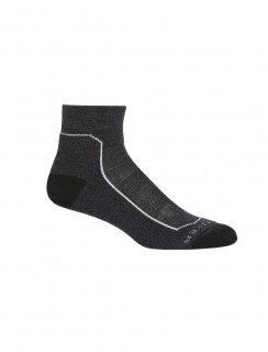 Ponožky Icebreaker pánské Hike+ Light Mini