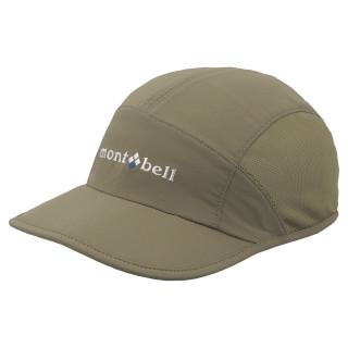 Kšiltovka Montbell Mesh Crusher Cap