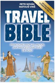 Kniha Travel Bible (aktualizované vydání pro rok 2019)