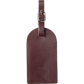 Jmenovky kožené Go Travel Labels for Luggage 2 ks