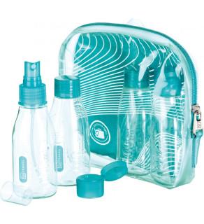 Lahvičky 100 ml sada Go Travel Cabin Bottles