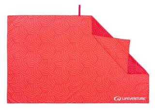 Lifeventure Soft Fibre Printed Trek Towel