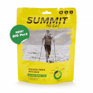 Summit To Eat Chicken Tikka with Rice