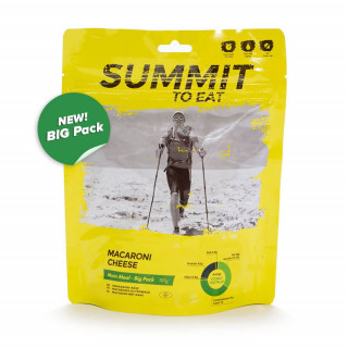 Summit To Eat Makarony se sýrem