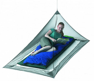 Moskytiéra Sea to Summit Nano Mosquito Pyramid Net Single, 96 g