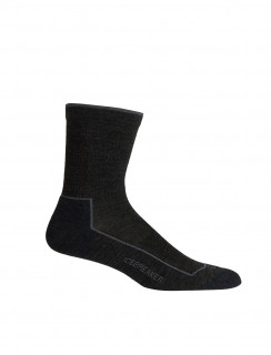 Icebreaker Socks Men's Hike Cool-Lite 3/4 Crew