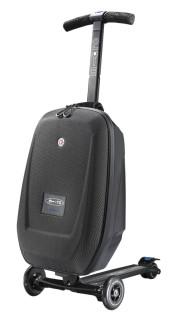 Kufr s koloběžkou Micro Luggage II (Reloaded)
