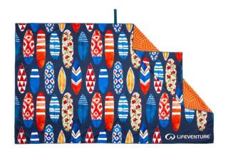 Osuška Lifeventure Soft Fibre Printed Trek Towel
