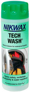Nikwax Tech Wash Cleaner