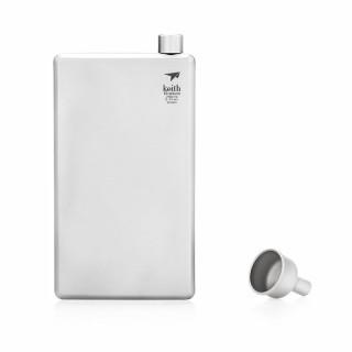 Keith Jug Titanium Flask
