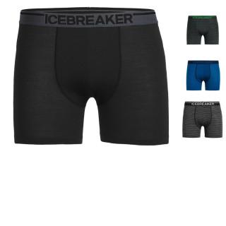 Boxerky Icebreaker pánské Anatomica Boxers
