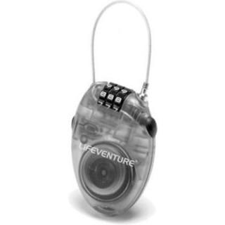Zámek kombinační s lankem Lifeventure Mini Cable Lock