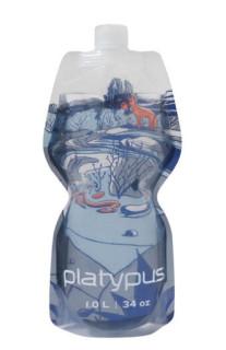 Skládací lahev Platypus SoftBottle 1 l