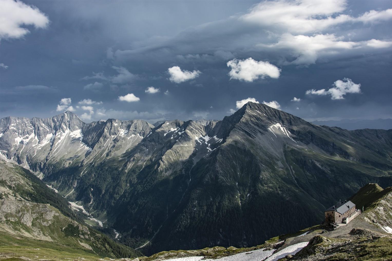 Alpy trek Viktorka