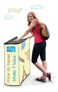 Jak cestovat pod 7 kilo